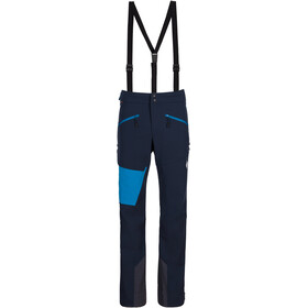 Mammut Base Jump Pantalon Homme, bleu